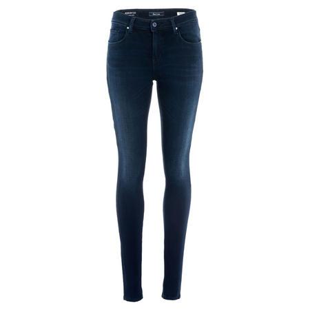 Colette Premium Flex Skinny Jeans Navy