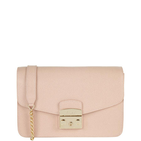 Metropolis Shoulder Bag Light Pink