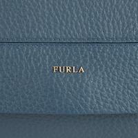 Capriccio Top Handle Bag Blue