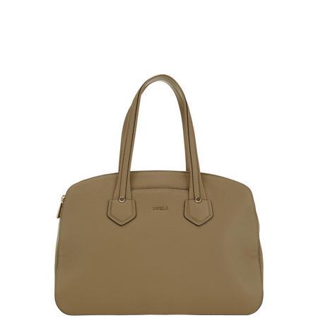 Giada Carry-All Tote Bag Khaki