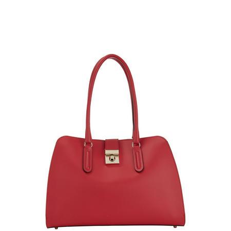 Milano Tote Bag Red