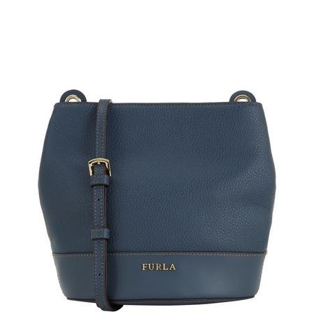 Dori Pouch Bag Blue