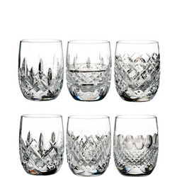 Connoisseur Barware Collection Tumbler Rounded Set of 6