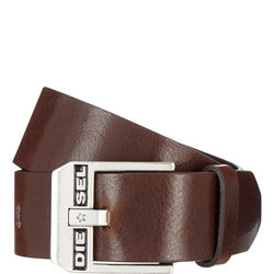 Bluestar Leather Belt Brown