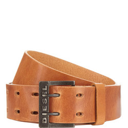 Bit II Leather Belt Brown