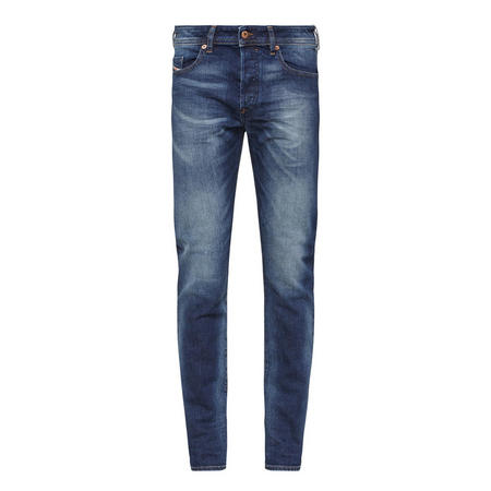 Buster Tapered Fit Jeans Blue