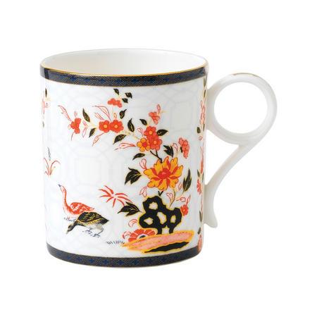 Wonderlust  Oriental Peony  Mug Small