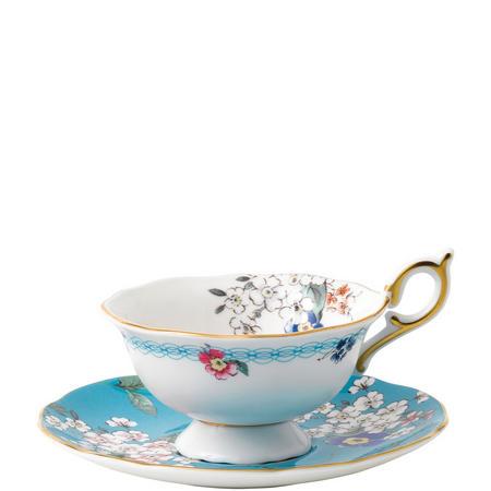 Wonderlust Teacups & Saucers Apple Blossom