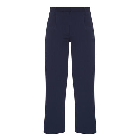 Tailored Culottes Navy