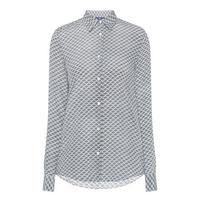 Silk Chain Shirt Multicolour