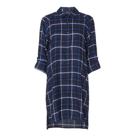 Check Sleep Shirt
