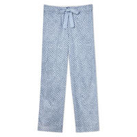 Pineapple Skies Pyjamas Blue