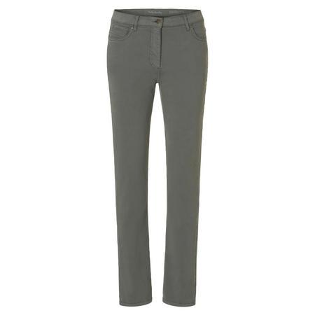 Skinny Trousers Green