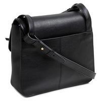 Sunray Gardens Shoulder Bag  Black