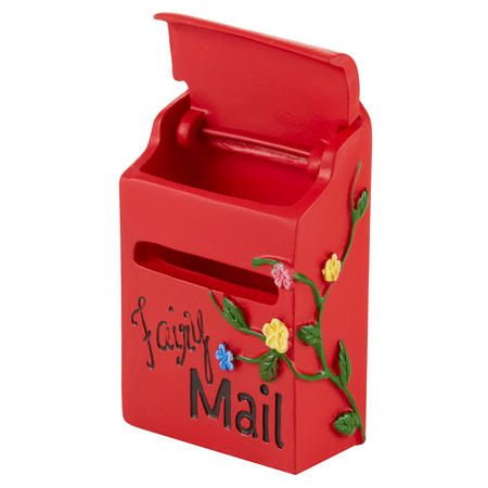 Mail Box Red