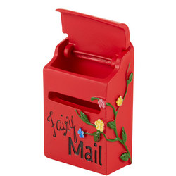 Mail Box Red