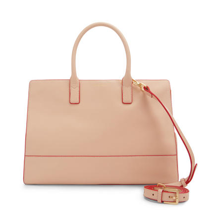 Daphne Tote Bag Light Pink
