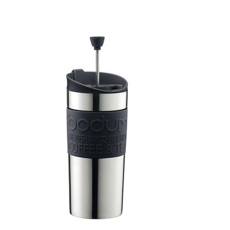 Mugs Press Vacuum Black