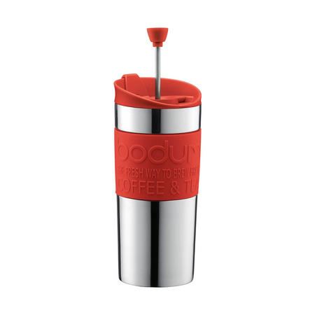 Travel Mug With Press Lid