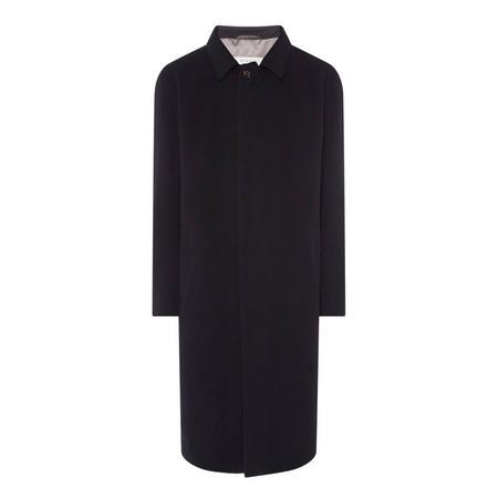 Full-Length Overcoat Navy