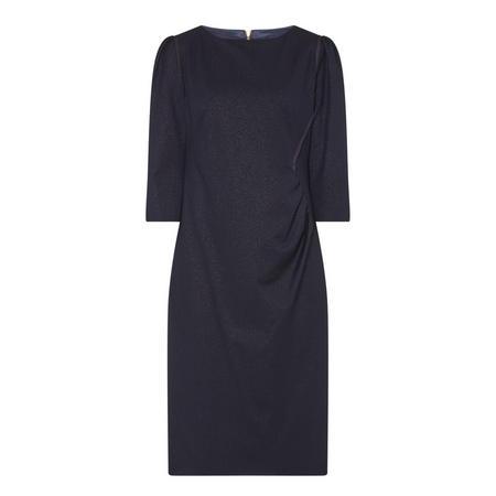 Julia Sparkling Dress Navy