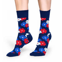 Kimono Socks Navy
