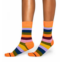 Stripe Socks Multicolour