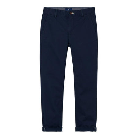 Boys Chinos Navy