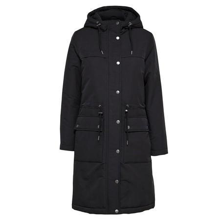 Mia Parka Coat Black