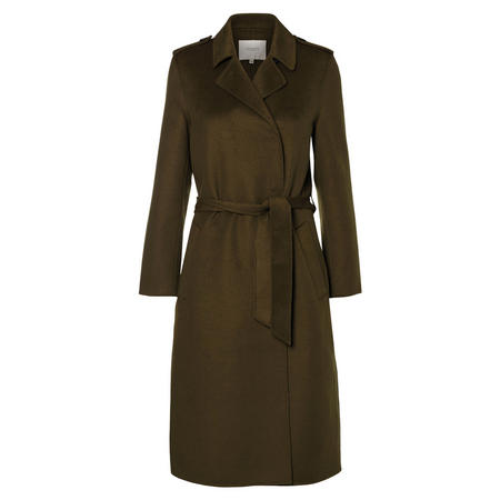 Tammi Wool Coat Brown