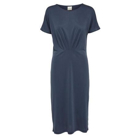 Sinda Midi Dress Blue