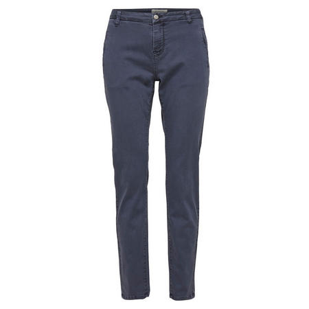 Ingrid Slim Fit Chinos Blue