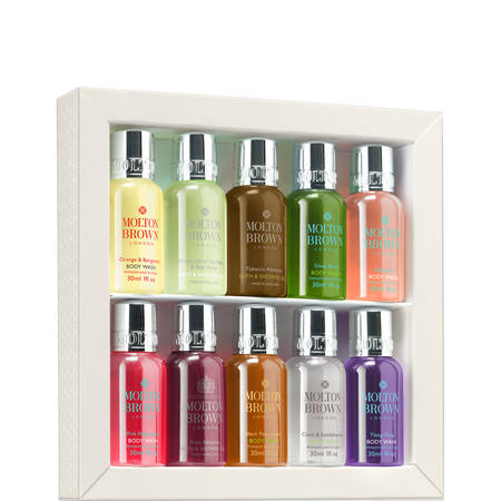 Signature Scents Mini Bath & Shower Gel Collection