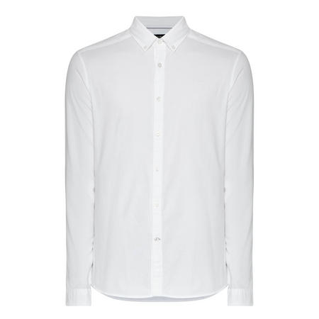 Fitted Shirt White