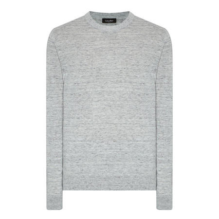 Crew Neck Sweater Grey
