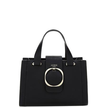 Moon Handbag Black