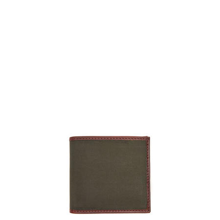 Drywax Billfold Wallet Green