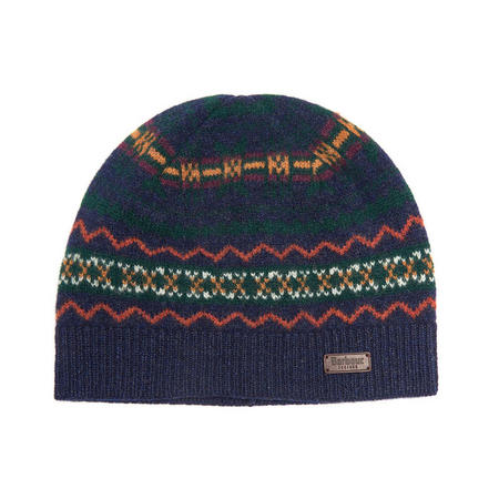Castleside Beanie Hat Blue