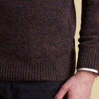 Rydal Wool Sweater Brown
