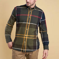 Bennett Tartan Shirt Green