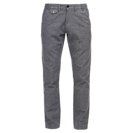 Neuston Brushed Trousers Grey