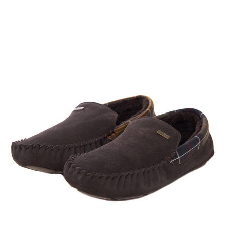 Monty Slippers Brown
