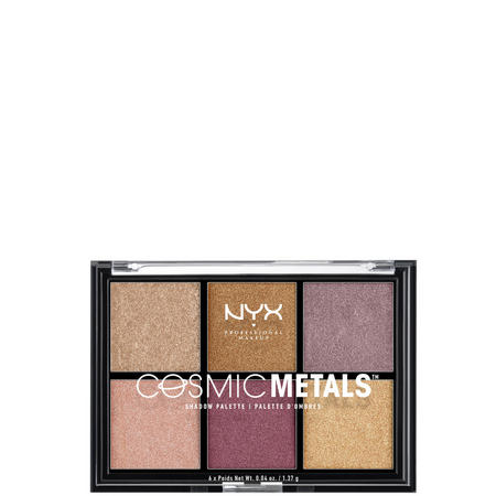 Cosmic Metals Eyeshadow Palette