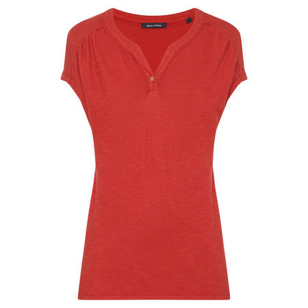 Relaxed Fit T-Shirt Red