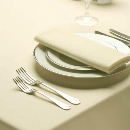 Amalfi Tablecloth Ivory
