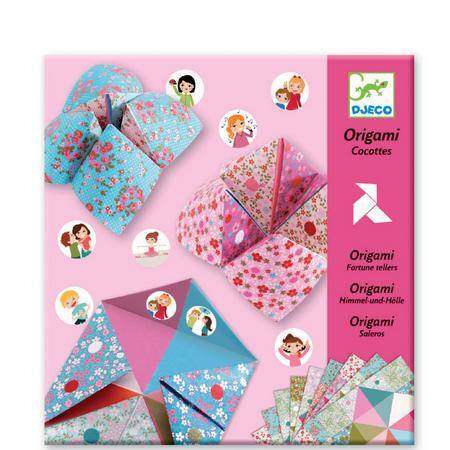 Fortune Teller Origami Set