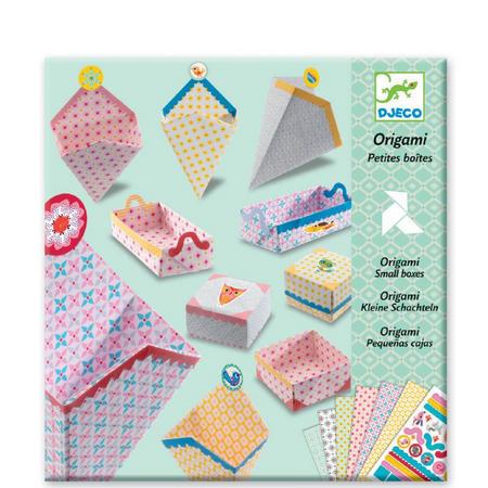 Small Box Origami Set
