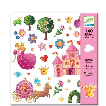 Princess Marguerite Stickers