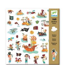 Pirates Sticker Set