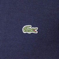 Pima Half-Zip Sweat Top Navy